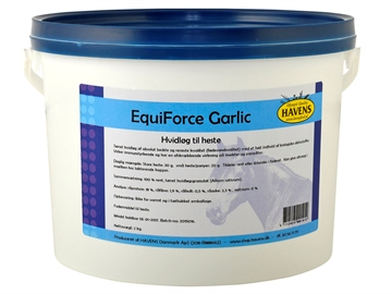 EquiForce Garlic, 3 kg