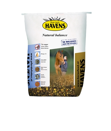 HAVENS Natural Balance, 17,5 kg